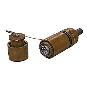 TFOCA-II 12-Channel Fiber Optic Connectors