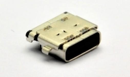 Type C USB (5A), dip solder