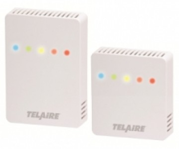 Wall Mount CO2 Transmitter – T5100-LED Series   Telaire
