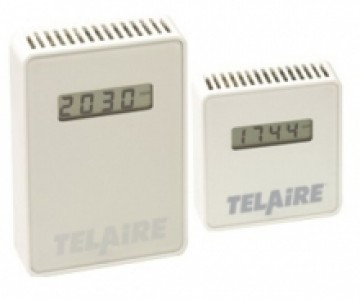 Wall Mount CO2 & Temperature Transmitter – T8000-R Series   Telaire