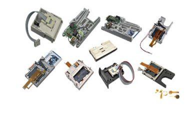 Memory & SIM & Smart Card Connectors